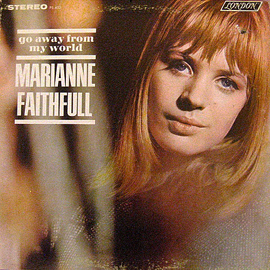 Marianne Faithfull LP - US