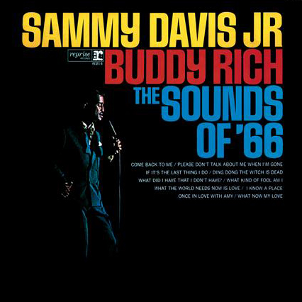 Sammy Davis & Buddy Rich LP