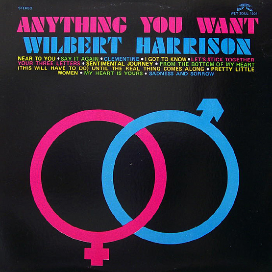 Wilbert Harrison LP