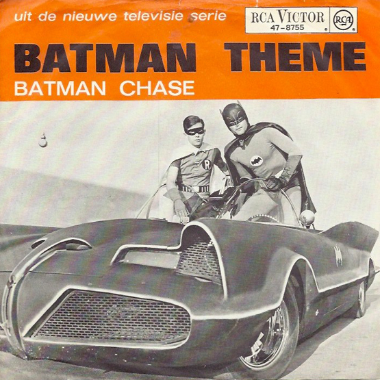 Dickie Goodman - Batman & His Grandmother