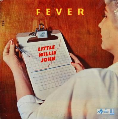 Fever - Little Willie John LP