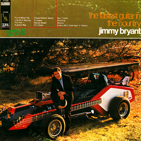 Jimmy Bryant - The Fastest Guitar LP