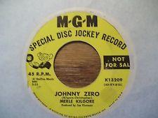 Johnny Zero 45