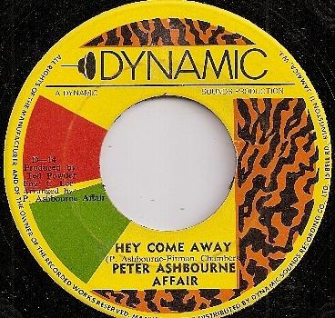 Peter Ashbourne Affair 45