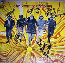 Sunshine Autograph LP