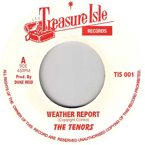 Tennors 45