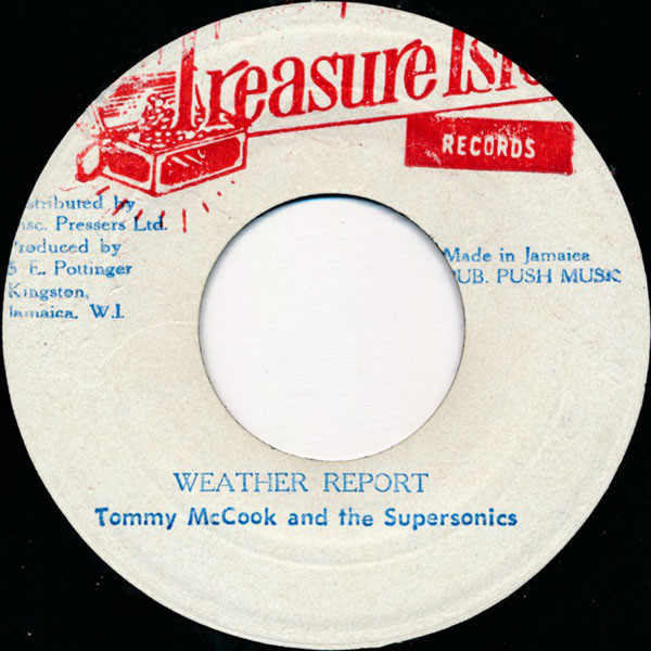 Tennors & Supersonics 45