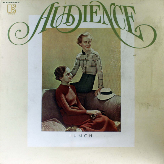 Audience - Lunch LP