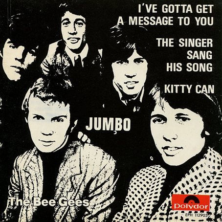Bee Gees - Jumbo EP
