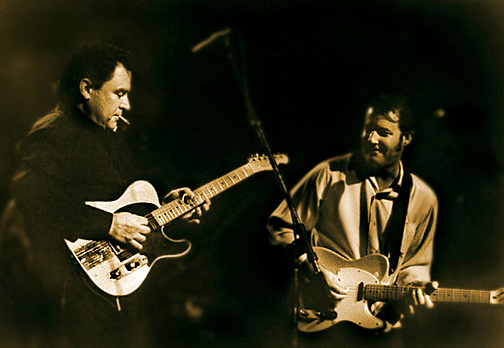 Danny Gatton & Evan Johns II