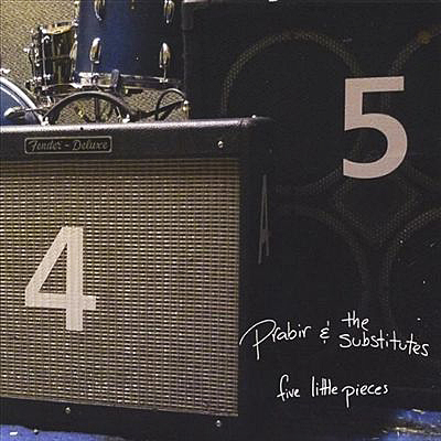 Prabir & the Substitutes CD