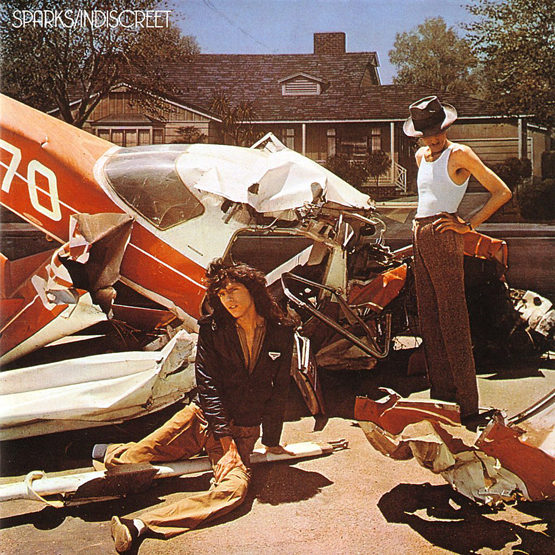 Sparks Indiscreet LP