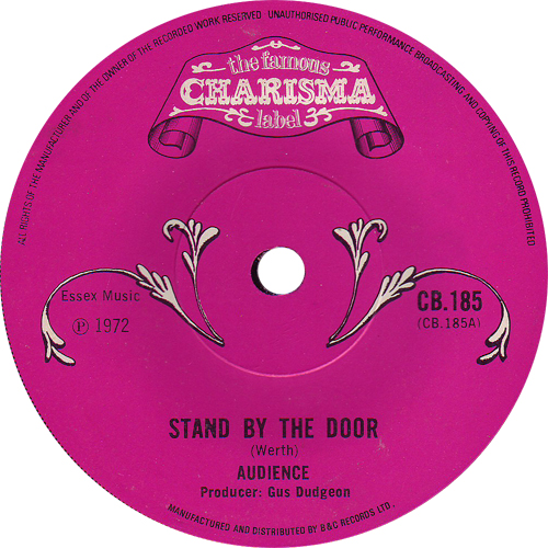 Stand by the Door 45
