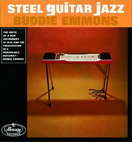 Steel Guitar Jazz - Buddy Emmons
