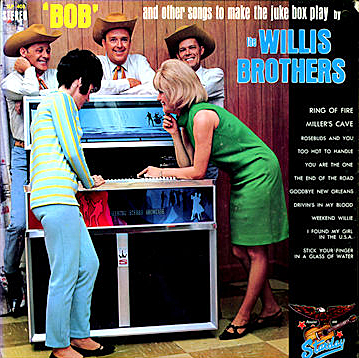 Bob - Willis Brothers LP