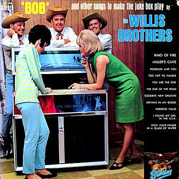 Bob - Willis Brothers LP