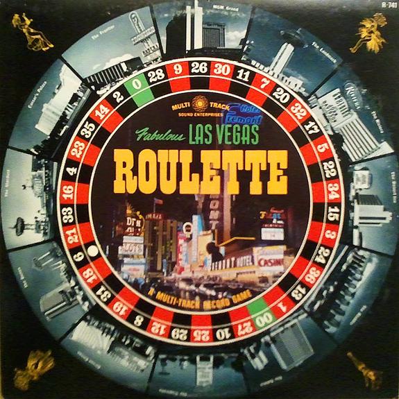 Fabulous Las Vegas Roulette LP