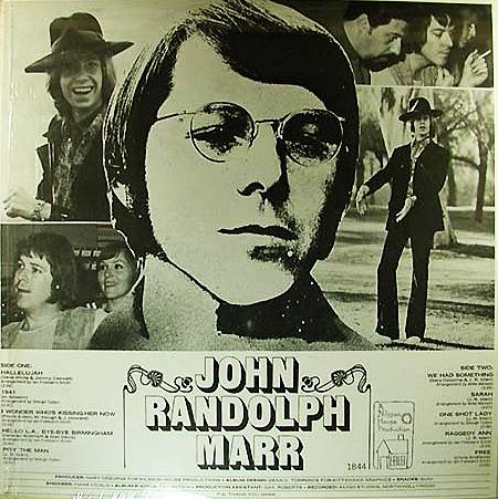 John Randolph Marr
