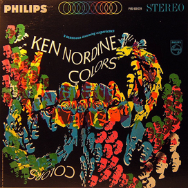 Ken Nordine - Colors