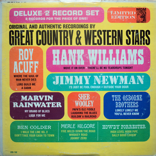 MGM country LP