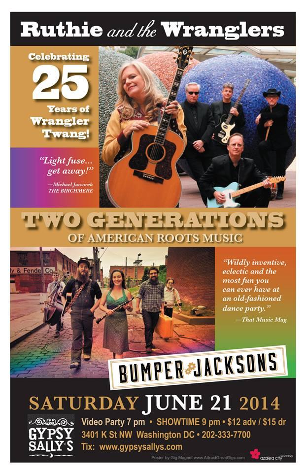 Ruthie & the Wranglers - 25 Years of Twang