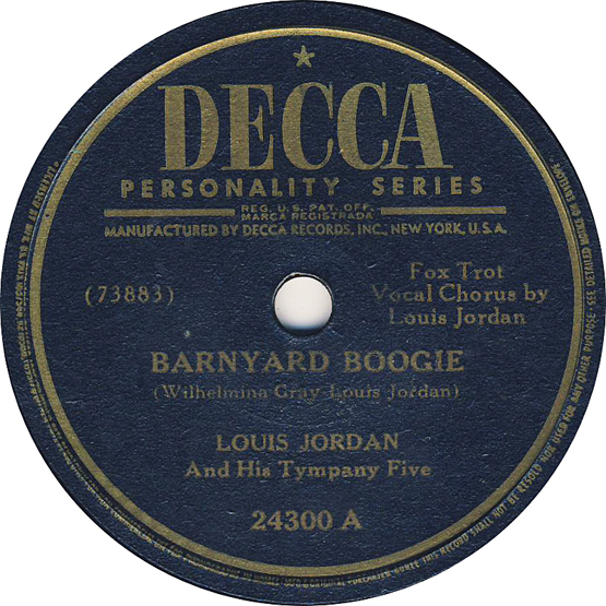 Barnyard Boogie 78