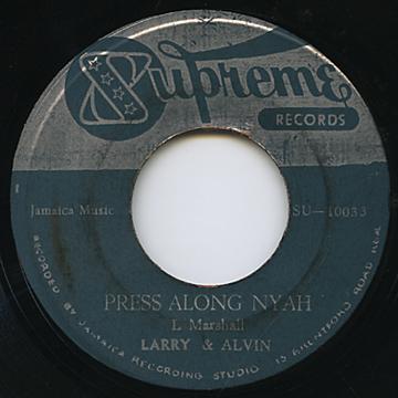 Press Along Nyah 45