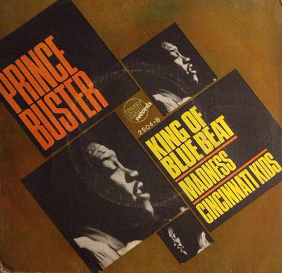 Cincinnnati Kids [sic] - Prince Buster 45