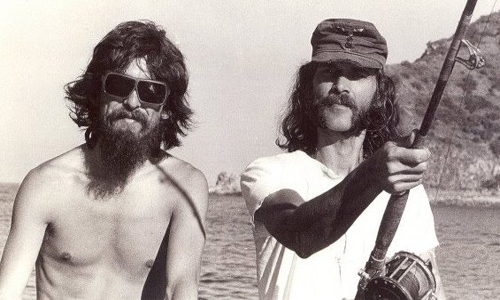 George Harrison & Don Nix