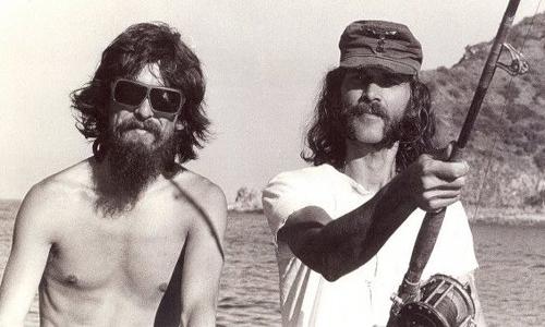 George Harrison & Don Nix