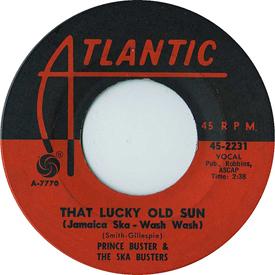 Lucky Old Sun 45