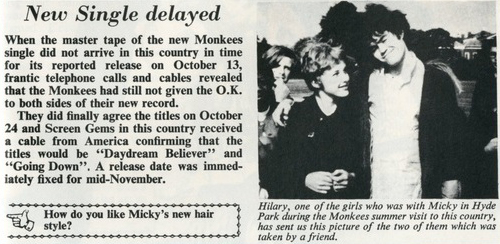 Monkees UK Press II