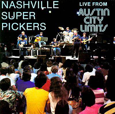 Nashville Super Pickers at ACL