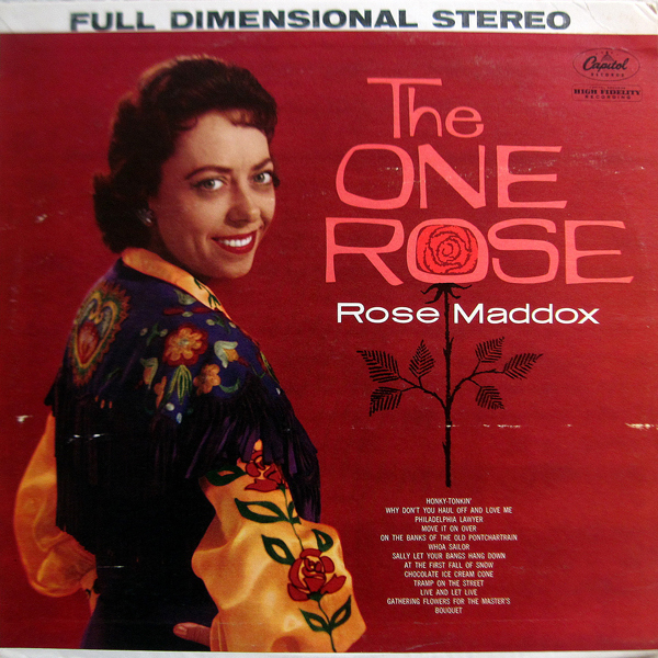 Rose Maddox LP