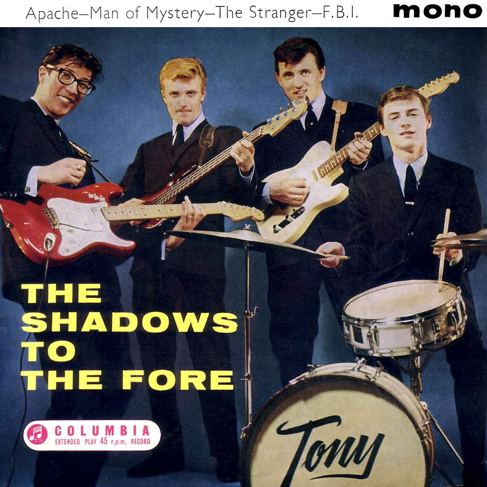 Shadows 1961 LP