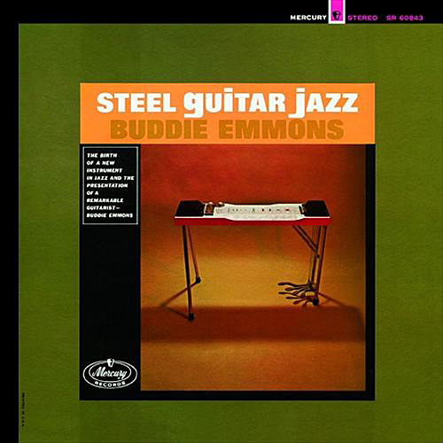 Steel Guitar Jazz LP