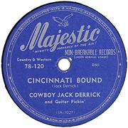 Cincinnati song a