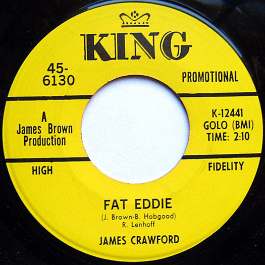 James Crawford 45 medium