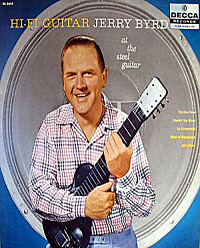 Jerry Byrd - Hi Fi Guitar LP