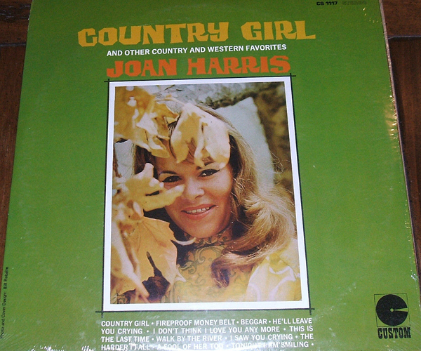 Joan Harris LP b