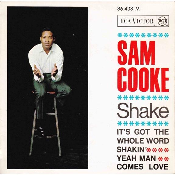 Sam Cooke EP