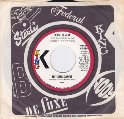The Establishment - King 45 II