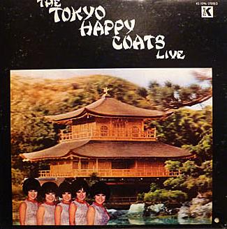 Tokyo Happy Coats LP