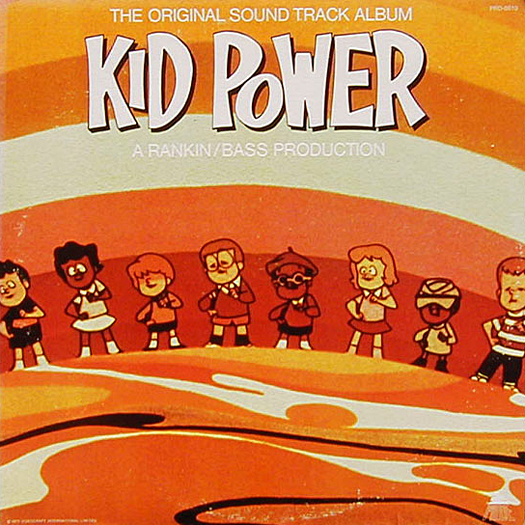Kid Power LP