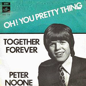 Peter Noone 45a