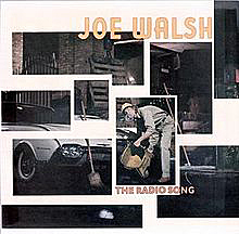 Joe Walsh German 45
