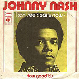 Johnny Nash a