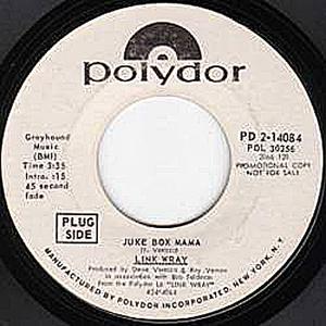 Link Wray Polydor 45