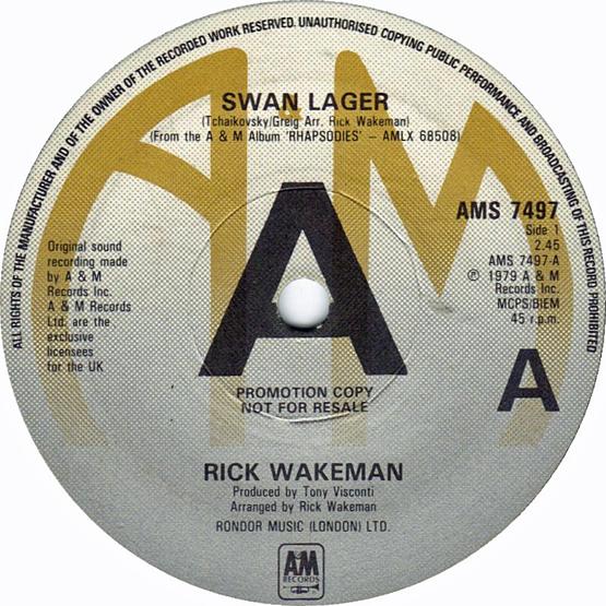 Rick Wakeman 45
