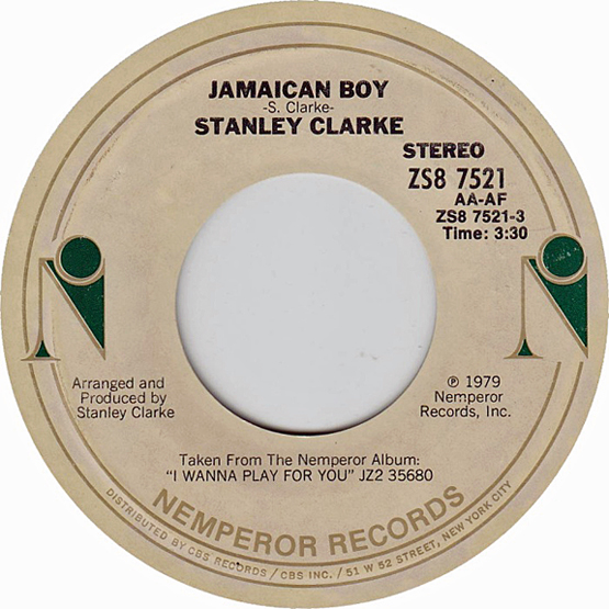 Stanley Clarke 45